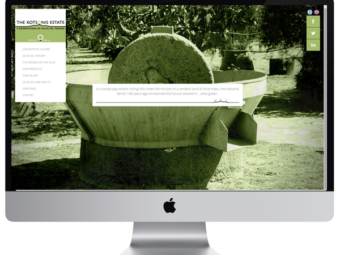 THE KOTSONIS ESTATE – Website