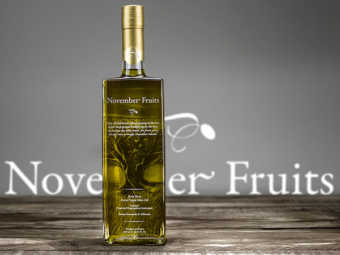 November Fruits Extra Virgin Olive Oil