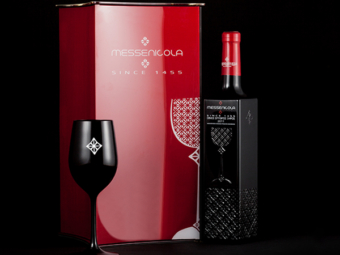 Messenicola Red Dry Wine