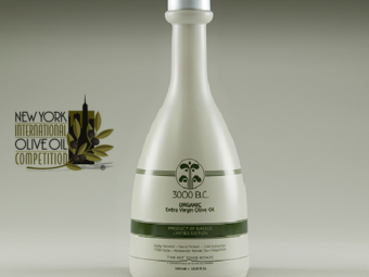 3000 BC ORGANIC – Finalist  at 2013 NYIOOC Best Design Award