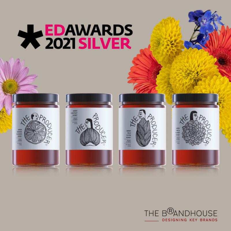 THE PRODUCER | SILVER AWARD AT EDAWARDS 2021